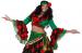 Цыганка красно-зеленая