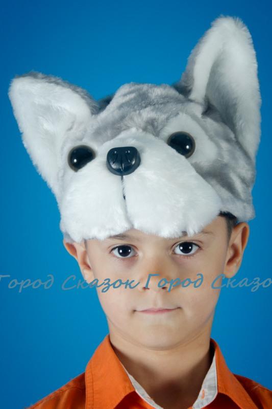 Шапочка волчонка