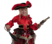 Пиратка красная