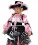 Пиратка розовая