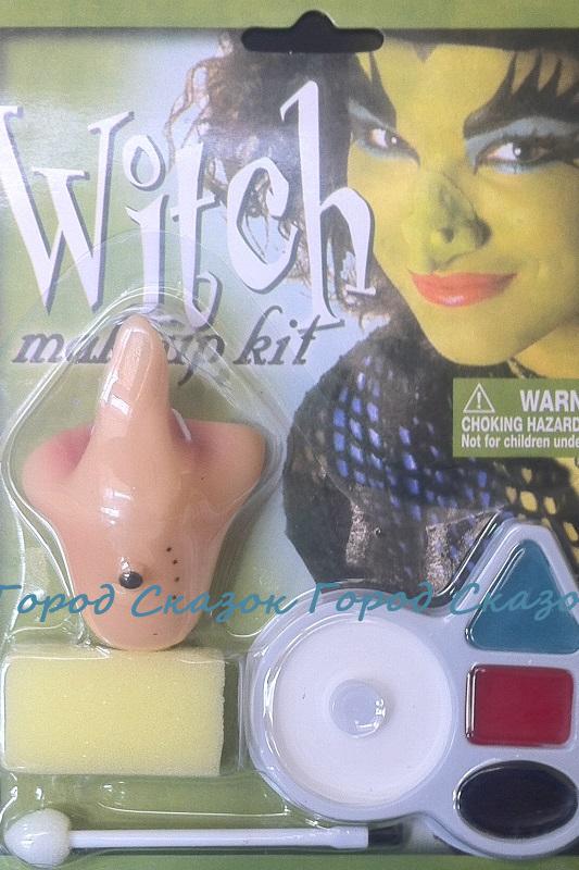 Грим ведьмы