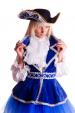 Костюм пиратский с юбкой-пачкой