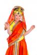 Индианка в сари