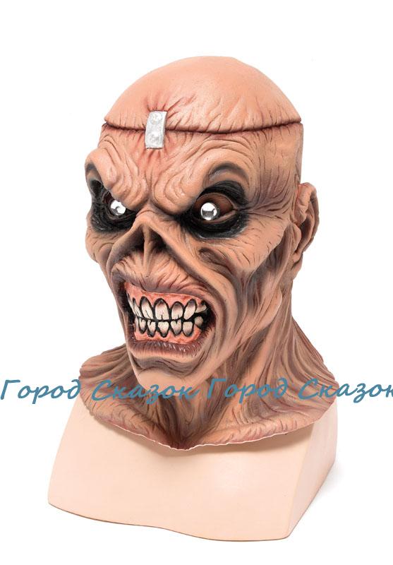 Маска Голова с металлическим скреплением