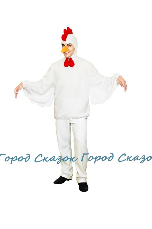 Костюм Петуха белый