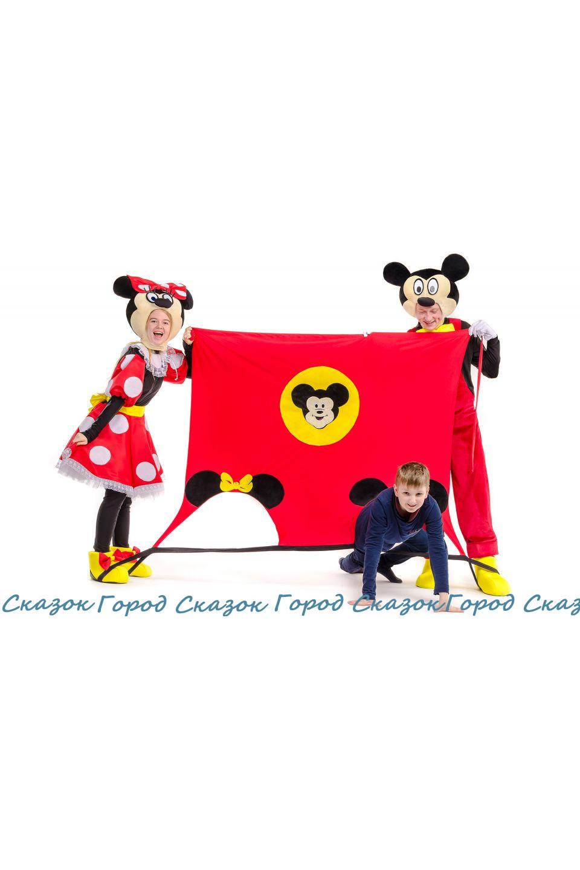Игровой коврик «Микки и Минни Маус»