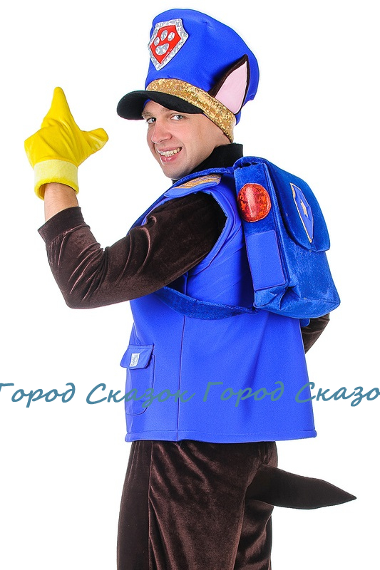 Рюкзак гонщика Чейза