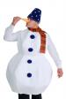 Костюм снеговика взрослый