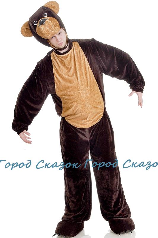Костюм Медведя взрослый