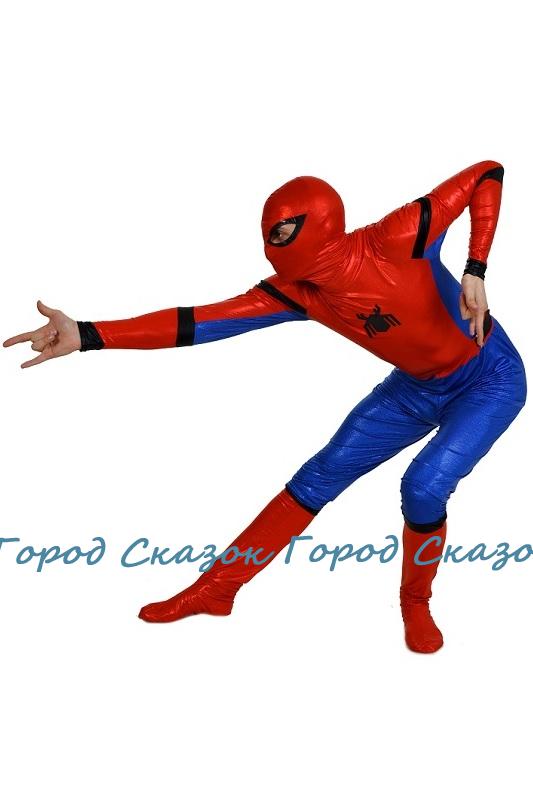 Костюм Спайдермена