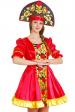 Костюм хохлома женский с вышивкой