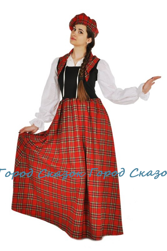 Костюм Шотландки